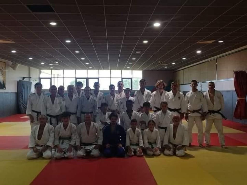 Image de l'actu '1er stage kata dans les Pyrénées orientales'