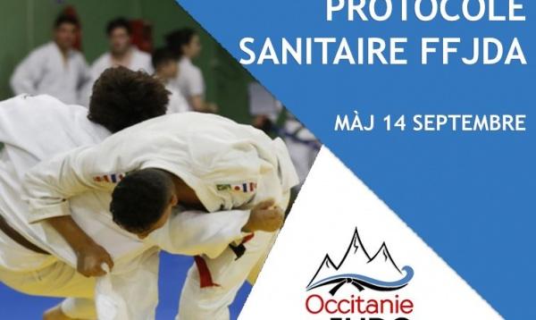 Protocole Sanitaire - Mise à jour 14 septembre 2021